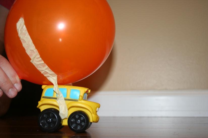 Balloon or Bust