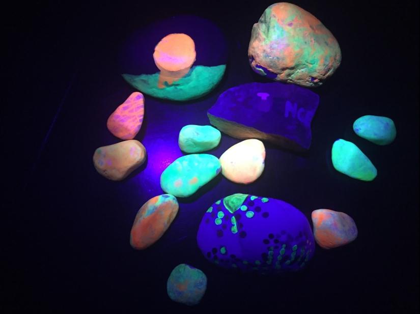 Glow Rocks