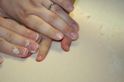 Salt Dough Trace Fossils (32)