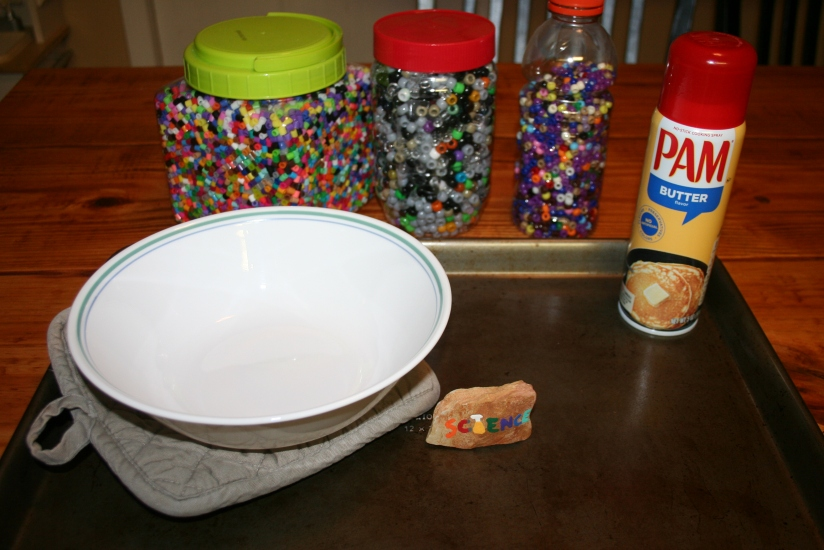 Melted Bead Bowl (1)