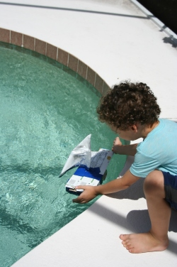 Recyclable Sailboat Build (23)