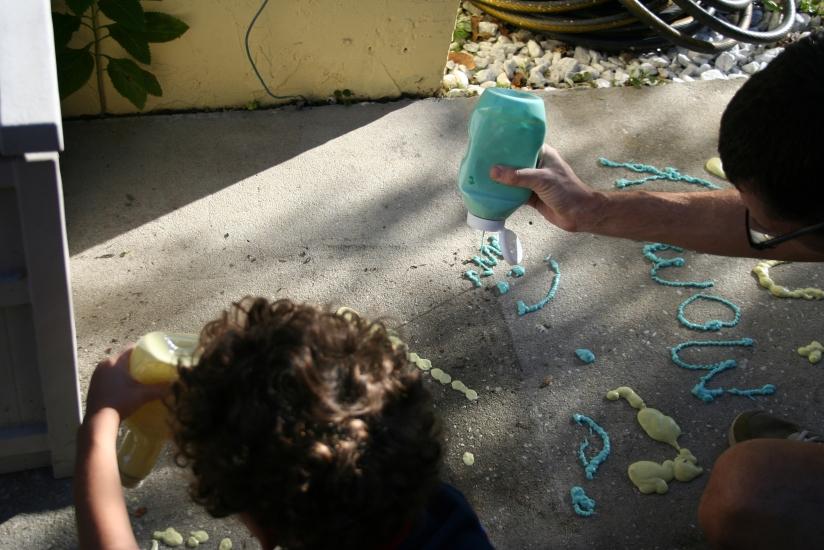Sidewalk Puffy Paint (38)