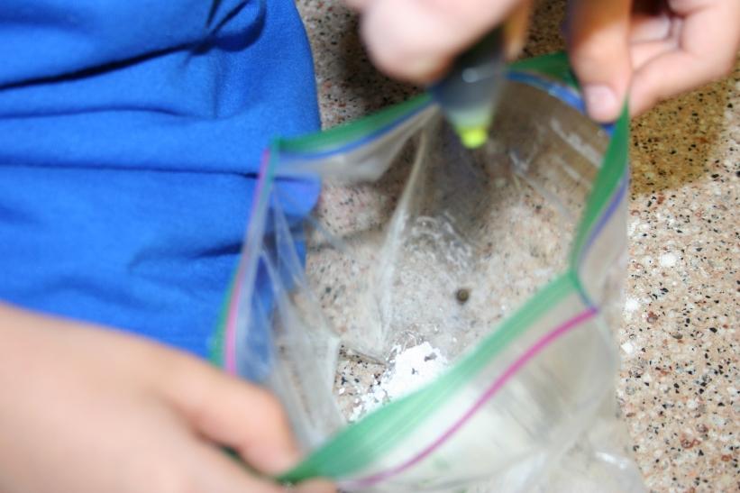 DIY Chalk from Eggshells (22)