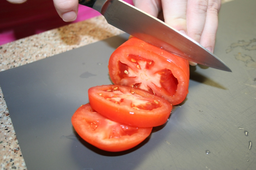 Tomato Seedlings from a Tomato (3)